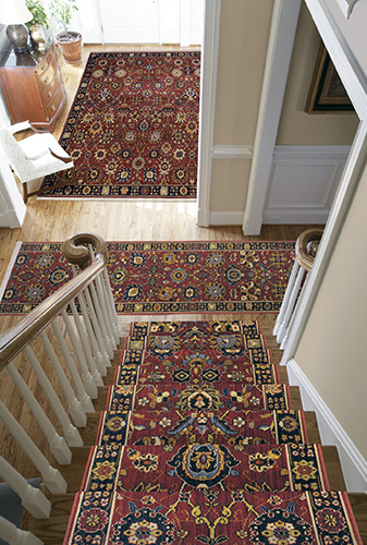 Basye's Abbey Carpet & Floor's experts are here to help you select the perfect Karastan carpeting. Stop by our showroom today!